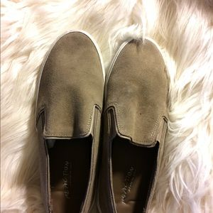 Kenneth Cole Reaction suede tennis shoes 9